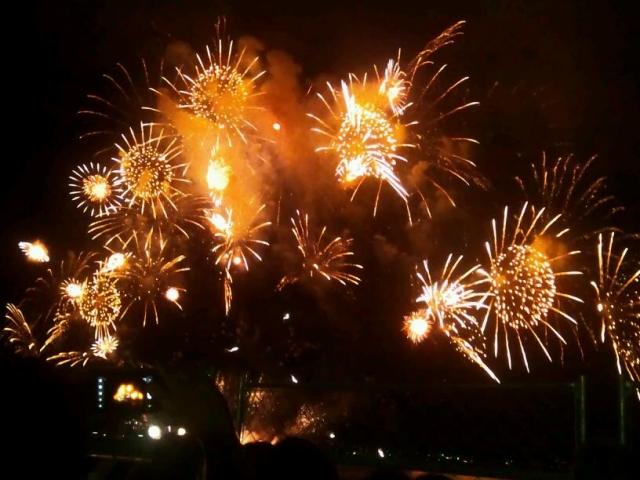 2012年の花火